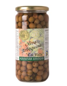 Olives arbequines 200 g.